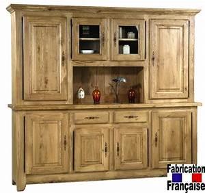 bahut vaisselier chene bastide meuble en chene With superb photos de meubles de salon 0 meuble bois massif salon et sejour buffet enfilade bahut