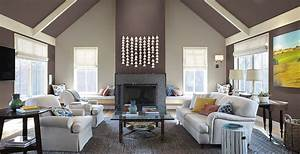 Comfortable, Living, Room, Ideas, And, Inspirational, Paint