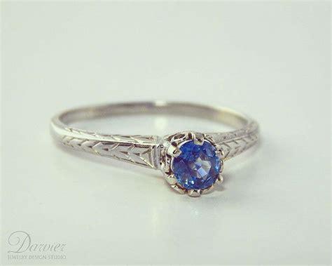 25+ Vintage Style Engagement Ring Designs, Trends, Models