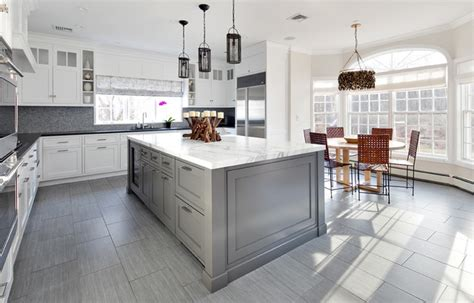 Kastel's Transitional Kitchen