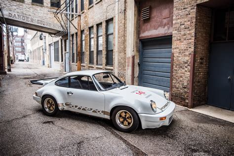 Porche 911 Rs by 1974 Porsche 911 Rs 3 0