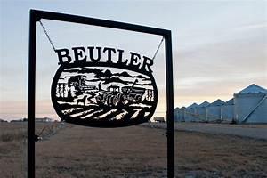 Custom Laser Cut Metal Farm Ranch Signs Farmhouse