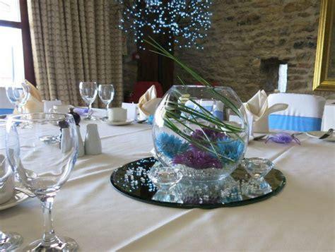 Fish Bowl Wedding Dream Plans Wedding Centerpieces Wedding