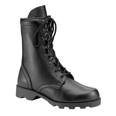 Type Black Leather Jungle Military Army Usmc Cadet