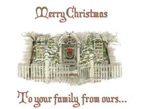 merry to your family from ours myniceprofile