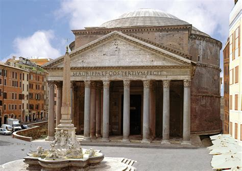 Cupola Pantheon Roma by Pantheon History Curious Facts Images Opening Times
