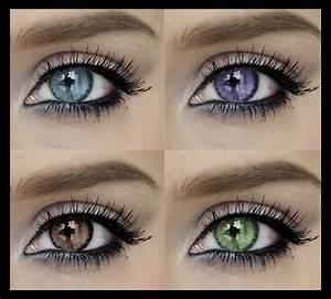 Purple Eyes Mutation | www.imgkid.com - The Image Kid Has It!