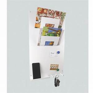 three in one magnetic memo board letter and key holder by With magnetic letter holder for fridge