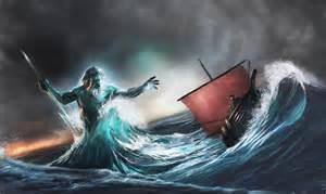 Poseidon Greek God Neptune
