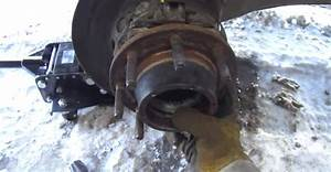 Ford F250 Replace Wheel Bearing And Hub How To