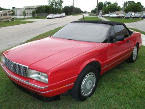 automobile air conditioning repair 1992 cadillac allante head up display purchase used 1992 cadillac allante base convertible 2 door 4 5l pinin farina package in