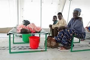 South Sudan: Cholera treatment centre opened in Juba   MSF UK