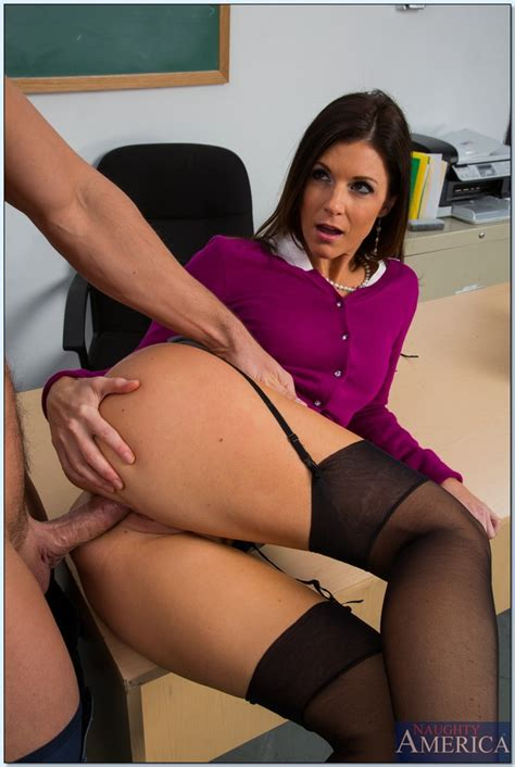 Stunning Milf India Summer Shagged In The Office Milf Fox