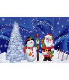 kkc merry christmas wall decor glossy buy kkc merry christmas wall decor glossy online at