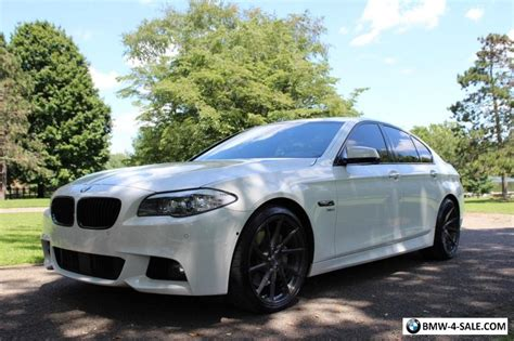 2012 Bmw 5series 550, 550xi, Xi, M Sport, Msport For