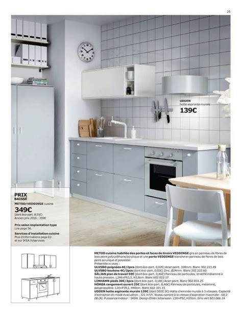 tarif installation cuisine ikea cuisine ikea coup d oeil sur le nouveau catalogue 2017