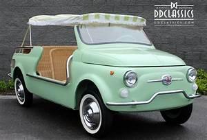 Fiat 500 Jolly : fiat 500 giardiniera jolly lhd 1962 pick up for sale ~ Gottalentnigeria.com Avis de Voitures