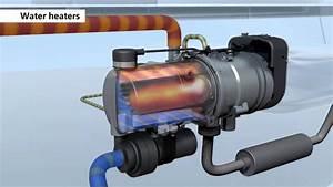 Webasto Water Heater Marine