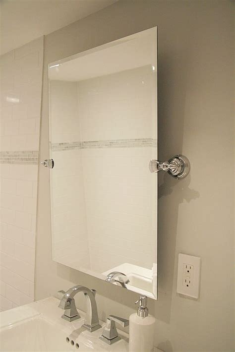 Pivot Bathroom Mirror by Mirror Ideas O Day And On