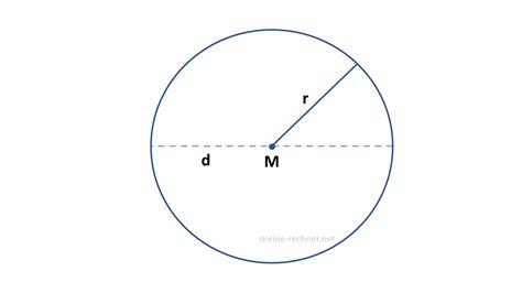 kreis flaecheninhalt umfang berechnen formel und beispiel