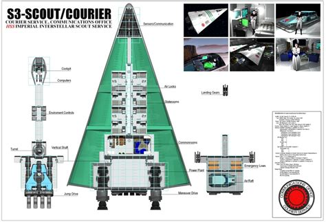 Traveller Ship Deck Plans by Magmagmag S3 Scout Courier Deckplan Traveller Rpg