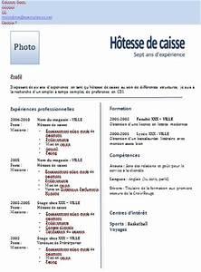 Hotesse De Caisse Lyon : exemple cv hotesse cv anonyme ~ Dailycaller-alerts.com Idées de Décoration