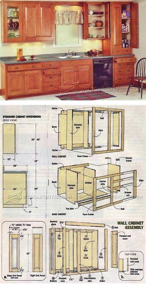 kitchen cabinet plans 17 best ideas about kitchen cabinets on