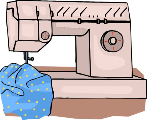 Sewing Clipart Sewing Machine Clip At Clker Vector Clip