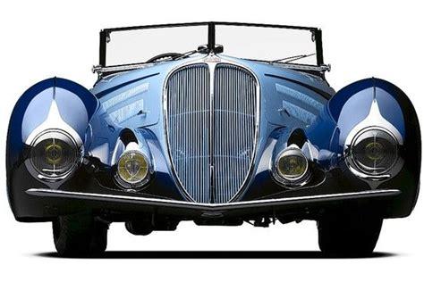 delahaye automobile images  pinterest