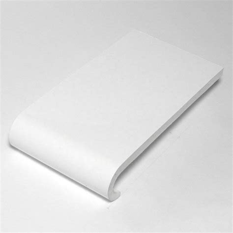 Thin Window Sill by Plastic Upvc Pvc 9mm Bullnose Window Sill Cill White