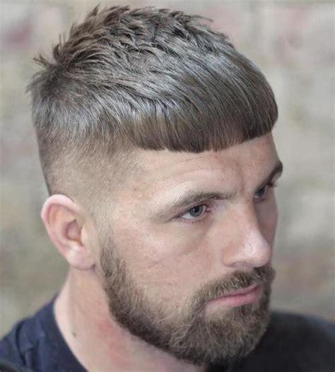 caesar haircut ideas   mens styles