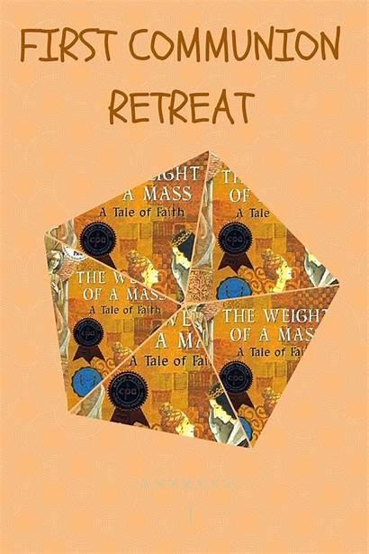 Communion Retreat Holy Activities Children Sounds Catholic