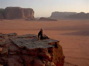 Wadi Rum | Had we but world enough and time...