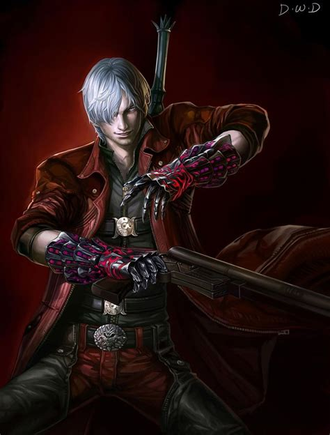 1000 Images About Devil May Cry 4 On Pinterest