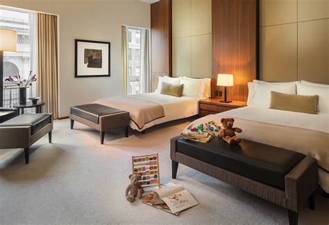 fancy beds for best nyc luxury hotel rooms for families