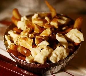 Canadian food –> Poutine   Shiwen Liu