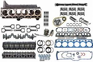 New Jeep Stroker Kit  Jeep 4 0l Engine Kit  Jeep 4 6l