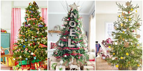 60+ Best Christmas Tree Decorating Ideas  How To Decorate
