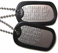 RFID Chip Replaces Soldier Dog Tags !!! | 2012 Patriot