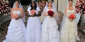 Quatre mariages pour une lune de miel bell media for Robe de mariée 4 mariages pour une lune de miel