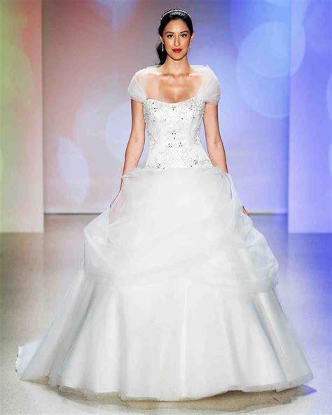 Disney Fairy Tale Bridal by Alfred Angelo Fall 2017 Wedding Dress Collection   Martha Stewart