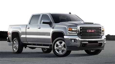 Choose Your 2018 Sierra Heavyduty Pickup Truck Gmc