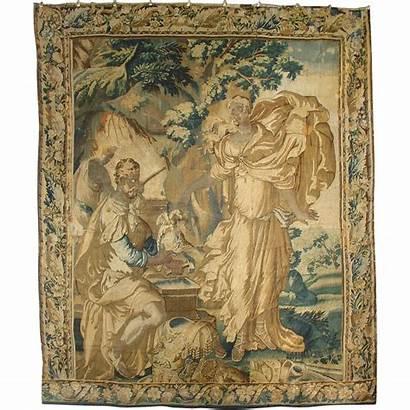 Greek Mythology Tapestry French Century 17th