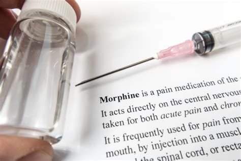 morphine sprout health group morphine addiction facts