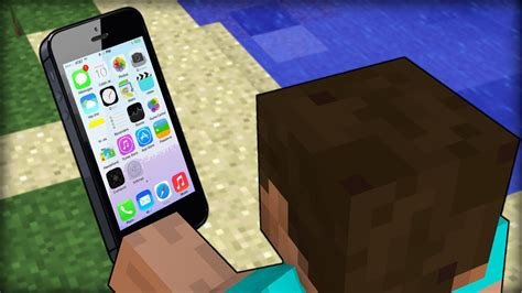 minecraft iphone minecraft iphone mod