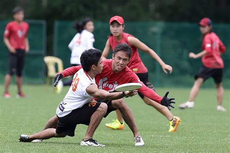 Ultimate Frisbee Olympic Sports