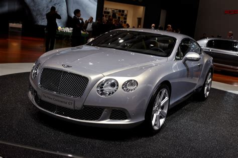 2018 Bentley Continental Gt Related Infomation