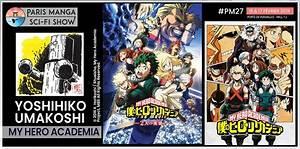 Paris Manga 2018 Date : le character designer de my hero academia invit de paris manga 27 novembre 2018 manga news ~ Maxctalentgroup.com Avis de Voitures