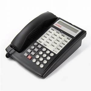 euro partner 18d phone 3158 07 With avaya 18d phone