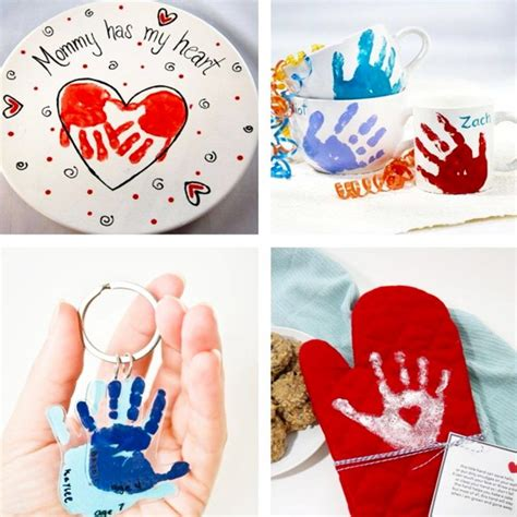 easy diy gifts  mom  kids diy gifts  mom